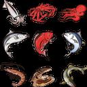 рыба, кальмар, краб, креветки, осьминог, устрица, морепродукты, морские обитатели, морские рыбы, морская фауна, морские животные, fish, squid, crab, octopus, shrimp, oyster, seafood, sea fish, marine life, marine animals, fisch, tintenfisch, krabben, oktopus, garnelen, austern, meeresfrüchte, seefisch, meereslebewesen, meerestiere, poisson, calmar, crabe, poulpe, crevette, huître, fruits de mer, poisson de mer, vie marine, animaux marins, pescado, calamar, cangrejo, pulpo, camarón, mariscos, peces de mar, vida marina, animales marinos, pesce, calamaro, granchio, polpo, gambero, ostrica, frutti di mare, pesce di mare, vita marina, animali marini, peixe, lula, caranguejo, polvo, camarão, ostra, marisco, peixe do mar, vida marinha, animais marinhos, риба, восьминіг, устриці, морепродукти, морські мешканці, морські риби, морська фауна, морські тварини
