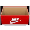 nike empty shoebox