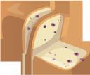 хлеб, нарезной батон, кусочек хлеба, белый хлеб, еда, хлеб кирпичик, a slice of bread, bread, sliced loaf, slice of bread, white bread, food, bread brick, brot, geschnittenes brot, brotscheibe, weißbrot, essen, brotziegel, pain, pain tranché, tranche de pain, pain blanc, nourriture, brique de pain, pan, rebanada de pan, pan blanco, pan de ladrillo, pane, pagnotta affettata, fetta di pane, pane bianco, cibo, pane cotto, pão, pão fatiado, fatia de pão, pão branco, comida, pão tijolo, хліб, нарізний батон, шматочок хліба, білий хліб, їжа, хліб цеглинка