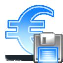 sign euro save