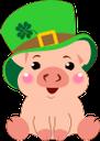 розовый поросенок, день святого патрика, свинья, символ года, год свиньи, pink pig, pig, the symbol of the year, the year of the pig, rosa schwein, schwein, das symbol des jahres, das jahr des schweins, cochon rose, cochon, symbole de l'année, l'année du cochon, cerdo rosado, cerdo, el símbolo del año, el año del cerdo, maiale rosa, maiale, il simbolo dell'anno, l'anno del maiale, porco rosa, porco, o símbolo do ano, o ano do porco, рожеве порося, свиня, символ року, рік свині, день святого патріка