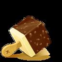box, ice cream, мороженное