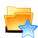 folder star
