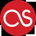 s icons, social media icons, basic, round, set, gradient color, 512x512, 0012, last.fm