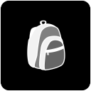 archiver, backpack, рюкзак