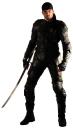 ниндзя, японский ниндзя, японский самурай, древний воин, средневековый воин, воин с мечом, двуручный меч, катана, черный, маска, меч самурая, меч ниндзи, удар мечом, оружие, оружие ниндзи, нин-дзюцу, разведчик, диверсант, тот кто прячется, лазутчик, наёмный убийца, современный ниндзя, американский ниндзя