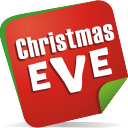 christmas, eve, note