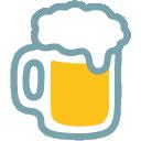 emoji, u1f37a