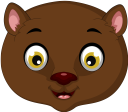 животные, мишка, голова медведя, медведь, animals, bear's head, bear, tiere, bärenkopf, bär, animaux, tête d'ours, ours, animales, cabeza de oso, oso, animali, testa d'orso, orso, animais, cabeça de urso, urso, тварини, ведмедик, голова ведмедя, ведмідь