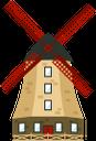 ветряная мельница, ветряк, мука, хлеб, windmill, flour, bread, windmühle, mehl, brot, moulin à vent, la farine, le pain, molino de viento, la harina, el pan, mulino a vento, farina, pane, moinho de vento, farinha, pão, вітряк, борошно, хліб