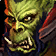 achievement, character, orc, male