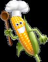 кукуруза, повар, кукуруза с колпаком повара, колпак повара, радость, corn, cook, corn with a chef's cap, chef's cap, joy, koch, mais mit kochmütze, kochmütze, freude, maïs, cuisinier, maïs avec une casquette de chef, casquette de chef, joie, maíz, cocinero, maíz con gorro de cocinero, gorro de cocinero, alegría, mais, cuoco, mais con cappello da cuoco, berretto da cuoco, gioia, milho, cozinheiro, milho com tampa de cozinheiro chefe, boné de chef, alegria, кукурудза, кухар, кукурудза з ковпаком кухаря, ковпак кухаря, радість