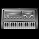 mini, keyboard, 128