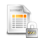 summary lock