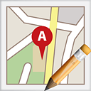 map, edit