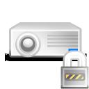 projector lock