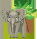 животные, слон, африканские животные, animals, elephant, african animals, tiere, elefanten, afrikanische tiere, animaux, éléphant, animaux africains, animales, animales africanos, animali, elefanti, animali africani, animais, elefante, animais africanos, тварини, африканські тварини