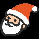 emoji, u1f385