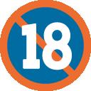 emoji, u1f51e