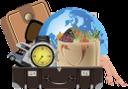 путешествие, чемодан, глобус, наручные часы, кошелек, автомобиль, овощи, отпуск, туризм, travel, suitcase, wrist watch, purse, car, vegetables, vacation, tourism, reise, koffer, globus, armbanduhr, geldbeutel, gemüse, urlaub, tourismus, voyage, valise, globe, montre-bracelet, sac à main, voiture, légumes, vacances, tourisme, viaje, maleta, reloj de pulsera, bolso, coche, verduras, vacaciones, viaggio, valigia, orologio da polso, borsellino, auto, verdura, vacanza, viagem, mala, globo, relógio de pulso, bolsa, carro, vegetais, férias, turismo, подорож, наручний годинник, гаманець, автомобіль, овочі, відпустка