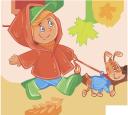 дети, ребенок, мальчик, радость, осень, желтый лист, маленькая собачка, собака, children, child, boy, joy, autumn, yellow leaf, little dog, dog, kinder, kind, junge, freude, herbst, gelbes blatt, kleiner hund, hund, enfants, enfant, garçon, joie, automne, feuille jaune, petit chien, chien, niños, niño, alegría, otoño, hoja amarilla, perrito, perro, bambini, bambino, ragazzo, gioia, autunno, foglia gialla, cagnolino, cane, crianças, criança, menino, alegria, outono, folha amarela, cachorro pequeno, cão, діти, дитина, хлопчик, радість, осінь, жовтий лист, маленька собачка, песик