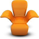 orange seat, 512x512