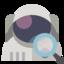 astronaut, zoom