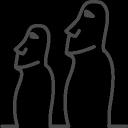 pascha, statue