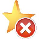 favorite, remove, bookmark, избранное, закладки, удалить, delete