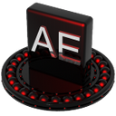 after effects red