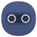 s 8 sound recorder icon
