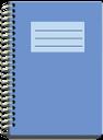 школьная тетрадь, exercise book, copy-book, school notebook, schulheft, cahier d'écolier, cuaderno escolar, quaderno di scuola, caderno escolar, шкільний зошит, notepad
