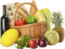 корзина с продуктами, еда, хлеб, куриное яйцо, сладкий перец, помидор, сыр, дыня, ананас, лук, basket with food, food, bread, chicken egg, sweet pepper, tomato, cheese, pineapple, onion, korb mit essen, essen, brot, hühnerei, paprika, tomaten, käse, zwiebel, panier avec nourriture, nourriture, pain, oeuf de poule, poivron, fromage, melon, oignon, canasta con comida, pan, huevo de gallina, pimiento, queso, melón, piña, cebolla, cestino con cibo, cibo, pane, uovo di gallina, peperone dolce, pomodoro, formaggio, melone, ananas, cipolla, cesta com comida, comida, pão, ovo de galinha, pimenta doce, tomate, queijo, melão, abacaxi, cebola, кошик з продуктами, їжа, хліб, куряче яйце, солодкий перець, помідор, сир, диня, цибуля