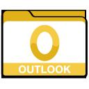 outlook folder by scaz