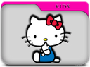 kids, hello kitty, дети, кот, котик