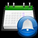 korgac, calendar, notification