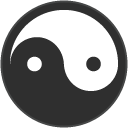 emoji, u262f