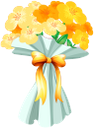 цветы, букет цветов, желтые цветы, свадебный букет, бант, флора, flowers, bouquet of flowers, yellow flowers, wedding bouquet, bow, blumen, blumenstrauß, gelbe blumen, hochzeitsstrauß, bogen, fleurs, bouquet de fleurs, fleurs jaunes, bouquet de mariage, arc, flore, ramo de flores, flores amarillas, ramo de la boda, fiori, bouquet di fiori, fiori gialli, bouquet da sposa, flores, buquê de flores, flores amarelas, buquê de casamento, arco, flora, квіти, букет квітів, жовті квіти, весільний букет