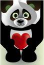 животные, панда, медведь, бамбуковый медведь, большая панда, любовь, валентинка, animals, bear, bamboo bear, big panda, heart, love, tiere, bär, bambusbär, großer panda, herz, liebe, valentinstag, animaux, ours, ours en bambou, grand panda, coeur, amour, valentine, animales, oso, oso de bambú, corazón, san valentín, animali, orso, orso di bambù, grande panda, cuore, amore, san valentino, animais, panda, urso, urso de bambu, panda grande, coração, amor, dia dos namorados, тварини, ведмідь, бамбуковий ведмідь, велика панда, сердечко, любов