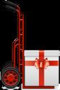 подарочная коробка, доставка подарков, грузовая тележка, доставка грузов, новогодние подарки, новый год, geschenk-box, geschenkzustellung, servierwagen, die lieferung von waren, weihnachtsgeschenke, neujahr, coffret cadeau, livraison de cadeaux, chariot, la livraison des marchandises, des cadeaux de noël, nouvel an, caja de regalo, entrega de regalos, mesa, la entrega de los bienes, regalos de navidad, año nuevo, confezione regalo, regalo di consegna, carrello, la consegna della merce, regali di natale, capodanno, caixa de presente, entrega do presente, trole, a entrega de bens, presentes de natal, ano novo, подарункова коробка, доставка подарунків, вантажний візок, доставка вантажів, новорічні подарунки, новий рік
