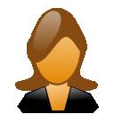 user, female