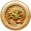 декор интерьера, декоративная тарелка, деревянная тарелка, interior decor, decorative plate, a wooden plate, innendekoration, dekorplatte, eine holzplatte, décoration d'intérieur, plaque décorative, une plaque de bois, decoración interior, la placa decorativa, una placa de madera, decoratori d'interni, piatto decorativo, un piatto di legno, decoração interior, placa decorativa, uma placa de madeira, подсолнух