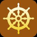 buddhism- wheel-of- dharma-icon