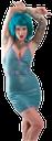 девушка в платье, голубой парик, декольте, голубой, girl in a dress, blue wig, neckline, blue, mädchen in einem kleid, blaue perücke, spaltung, blau, fille dans une robe, perruque bleu, coupure, bleu, niña en un vestido, peluca azul, escote, ragazza in un vestito, parrucca blu, scissione, blu, menina em um vestido, peruca azul, clivagem, azul