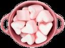 зефир, чашка с зефиром, пиала, розовый, сердце, marshmallow cup, bowl, pink, heart, eibisch tasse, schüssel, herz, guimauves, guimauves tasse, bol, rose, coeur, malvaviscos, taza de malvavisco, tazón, corazón, marshmallow, coppa marshmallow, ciotola, cuore, marshmallows, copo marshmallow, tigela, rosa, coração