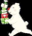 новый год, белый медведь, рождество, праздник, new year, polar bear, christmas, holiday, neues jahr, eisbär, weihnachten, feiertag, nouvel an, ours polaire, noël, vacances, año nuevo, oso polar, navidad, fiesta, anno nuovo, orso polare, natale, vacanza, ano novo, urso polar, natal, feriado, новий рік, білий ведмідь, різдво, свято