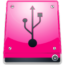 icons pink by kamy