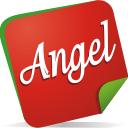 angel, note