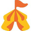 emoji, amusement park