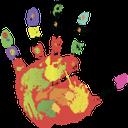 отпечаток ладони, отпечаток руки, ладонь, краска, брызги краски, palm print, palm, paint, paint spray, hand, farbe, sprühfarbe, empreinte de la main, la main, peinture, peinture en aérosol, huella de la mano, pintura en aerosol, mano, vernice, vernice spray, handprint, mão, pintura, pintura pistola, відбиток долоні, відбиток руки, долоня, фарба, бризки фарби